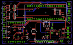 S17 Prosthetic Arm: Custom PCB Layout Design – Arxterra