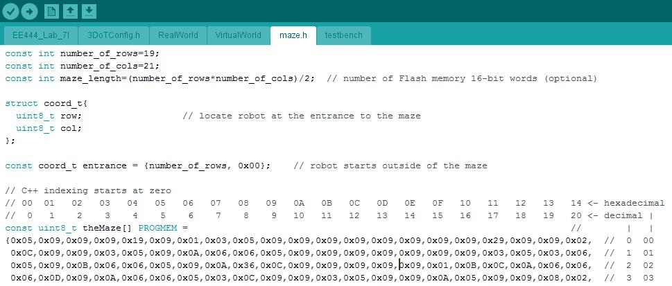 C/C++ Arduino Robots – Labs – Arxterra